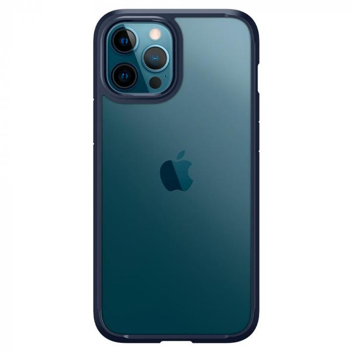 Husa Spigen Ultra Hybrid IPhone 12 Pro Max albastru [0]