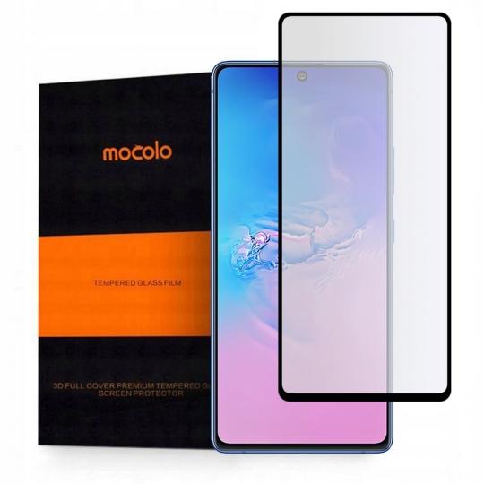 Folie sticla Mocolo TG+ full glue Samsung Galaxy S10 Lite 0