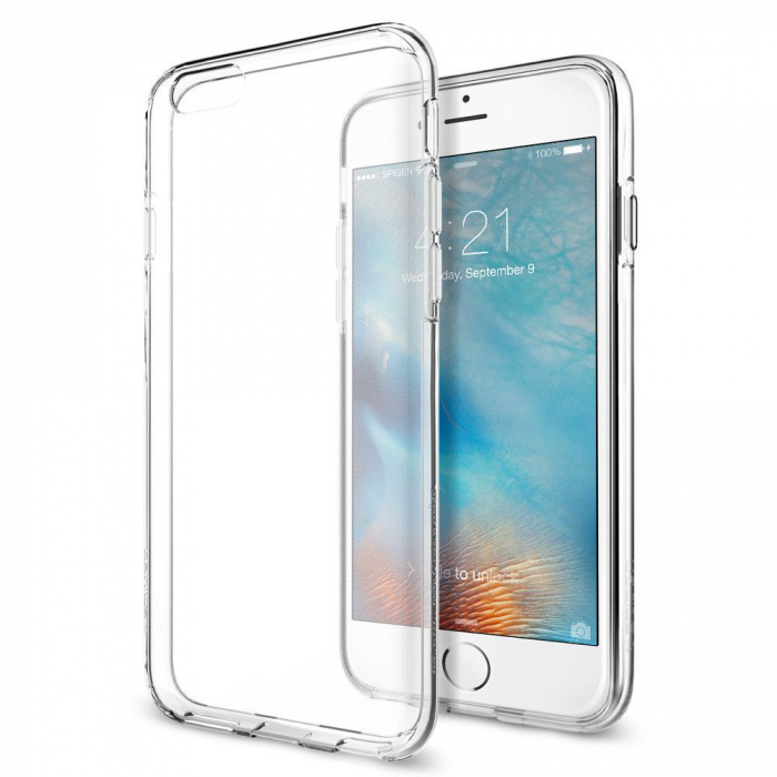 Husa Spigen Liquid Crystal IPhone 6/6s 1