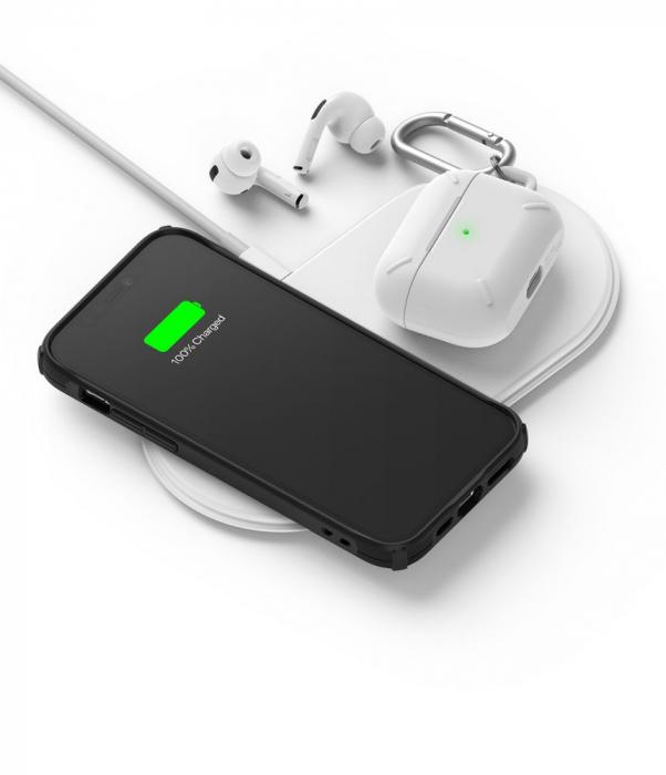 HUSA RINGKE FUSION X IPHONE 12/12 PRO CAMO BLACK 9