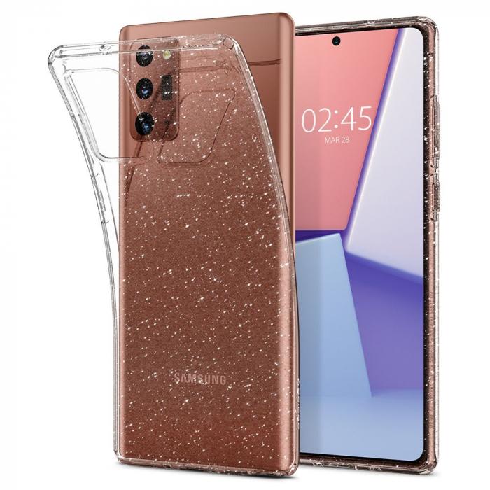 Husa Spigen Liquid Crystal Samsung Galaxy Note 20 Glitter [6]
