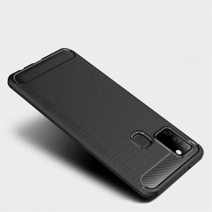 Husa Tech-Protect TPU carbon Samsung Galaxy M31 2