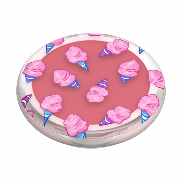 PopSockets PopGrip Lips 100% Cotton Candy 2