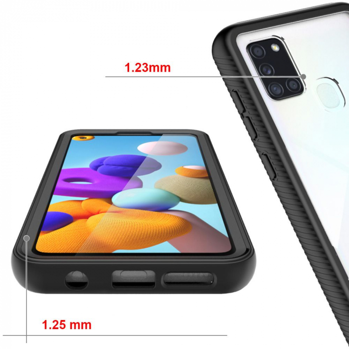 Husa Tech-Protect Defense 360 Samsung Galaxy A21s [4]