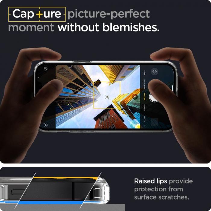 Husa Spigen Ultra Hybrid IPhone 12 Pro Max [8]