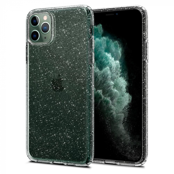 Husa Spigen Liquid Crystal Glitter IPhone 11 Pro [8]