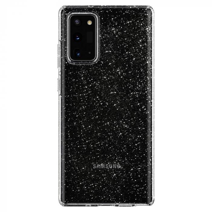 Husa Spigen Liquid Crystal Samsung Galaxy Note 20 Glitter [7]