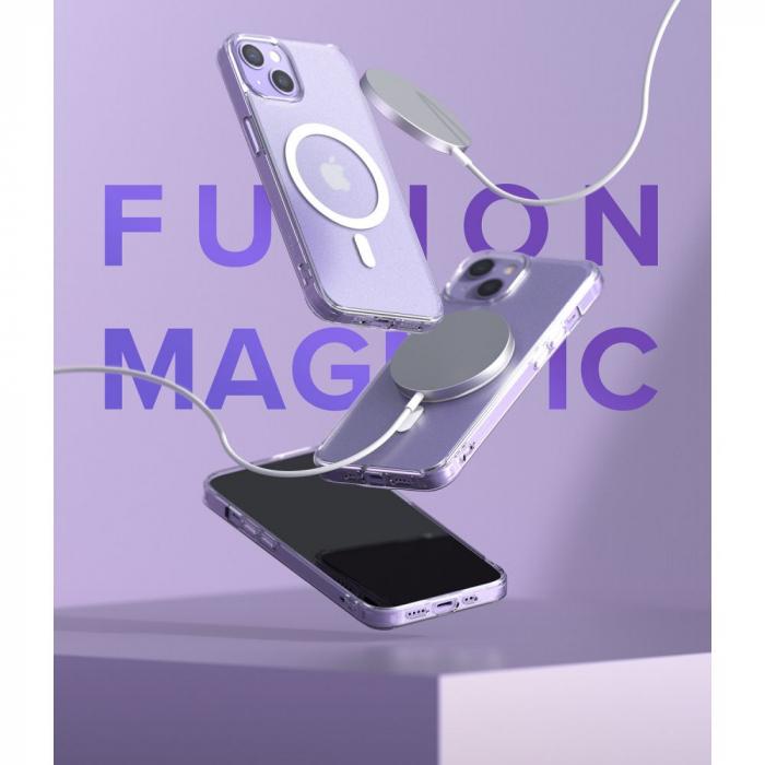 Husa Ringke Fusion Magnetic MagSafe iPhone 13 [10]