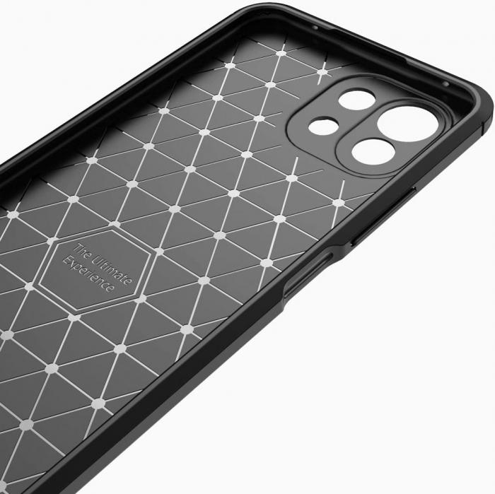 Husa Tech-Protect Carbon Xiaomi Mi 11 Lite [3]