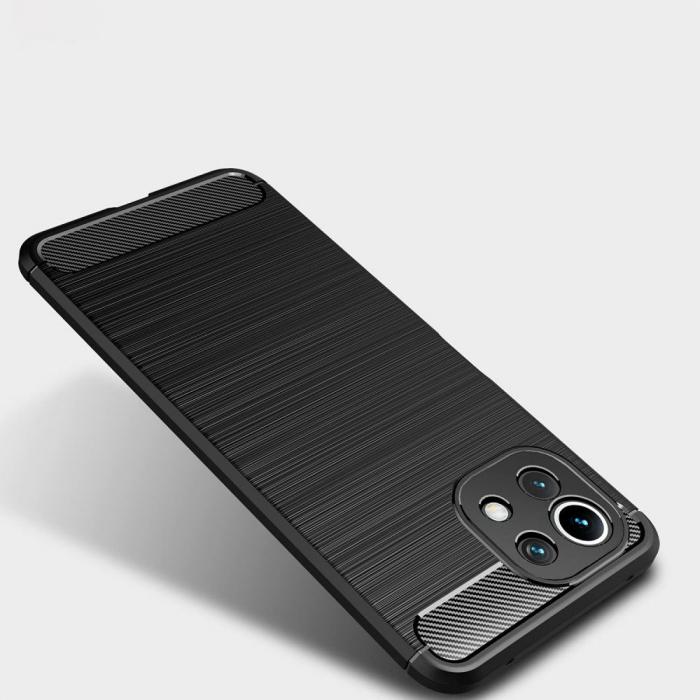 Husa Tech-Protect Carbon Xiaomi Mi 11 Lite [4]