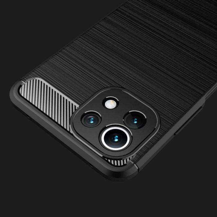 Husa Tech-Protect Carbon Xiaomi Mi 11 Lite [5]