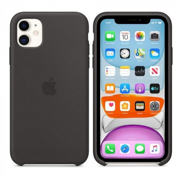 Husa Silicone Case Apple IPhone 11 [3]