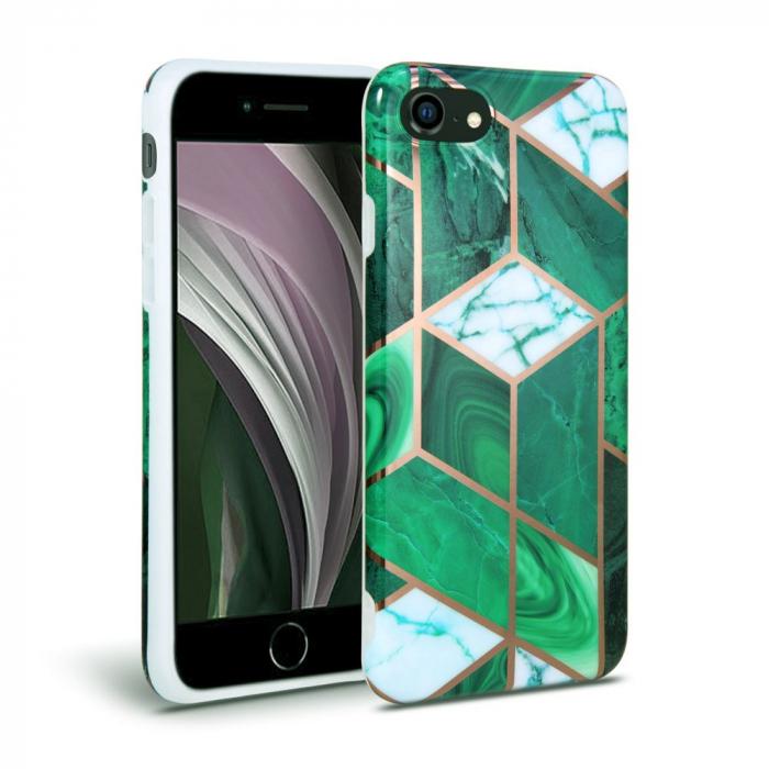 Husa Tech-Protect Marble IPhone 7/8/SE 2020 [0]