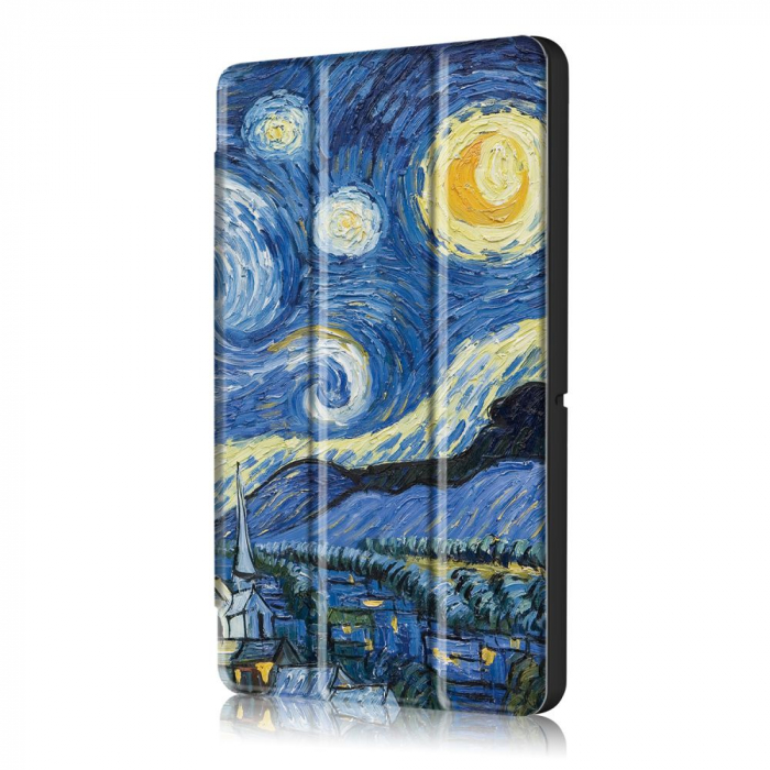 Husa tableta Huawei MediaPad T3 10.0 Starry Night 0