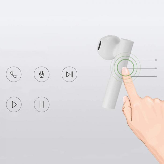 CASTI BLUETOOTH XIAOMI MI TRUE WIRELESS EARPHONES 2 BASIC  1