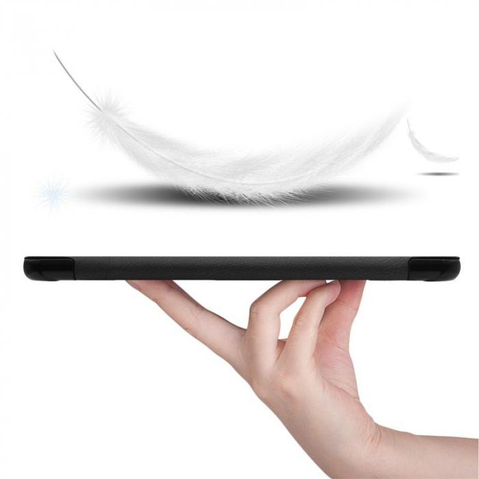 Husa Tech-Protect Smartcase Samsung Galaxy Tab A 8.0 inch T290/T295 Black 2