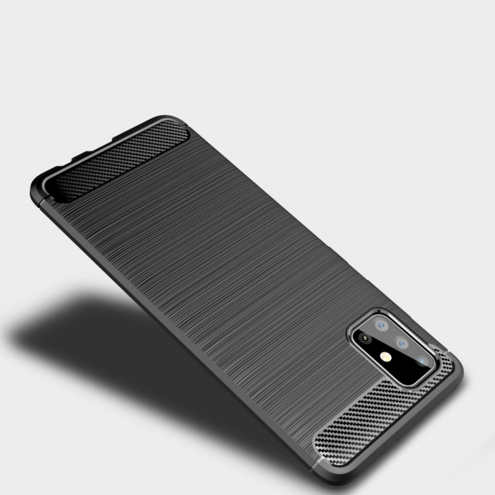 Husa Tech-Protect Carbon Samsung Galaxy M31s [1]