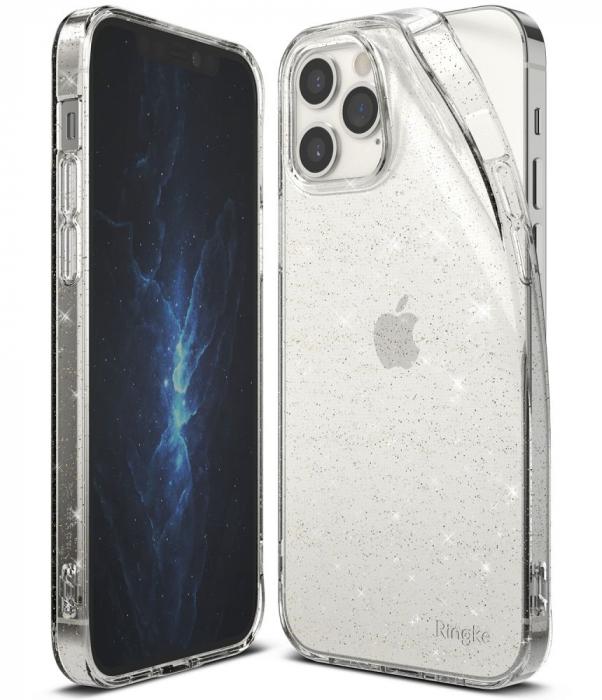 Husa Ringke Air IPhone 12/12 Pro glitter 1