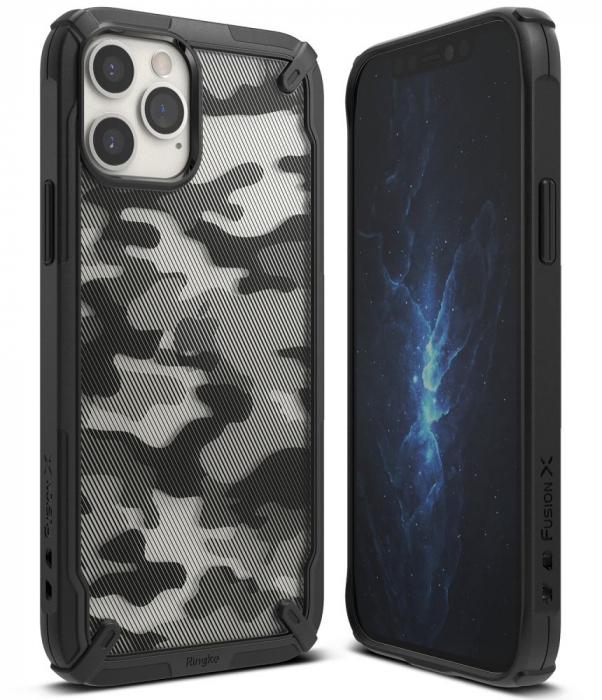 Husa Ringke Fusion X IPhone 12/12 Pro camo [1]