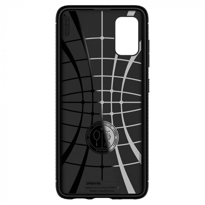 Husa Spigen Rugged Armor Samsung Galaxy A41 [1]