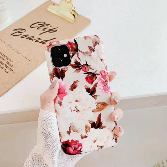 Husa Tech-Protect Flower Samsung Galaxy A51 1