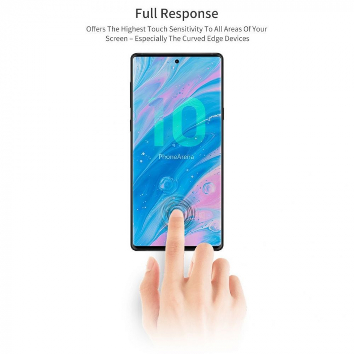 Folie protectie T-MAX UV GLASS GALAXY NOTE 20 ULTRA clear 0