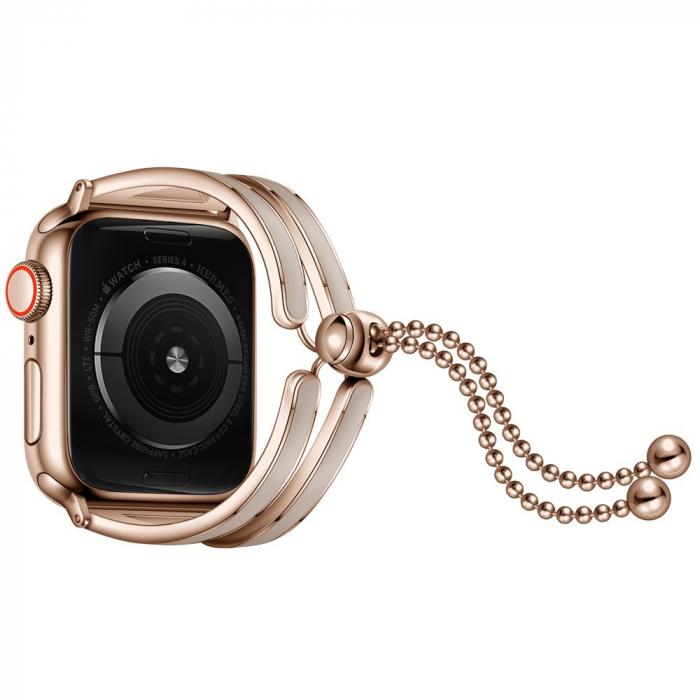Bratara Tech-Protect ChainBand Apple Watch 38/40mm [2]