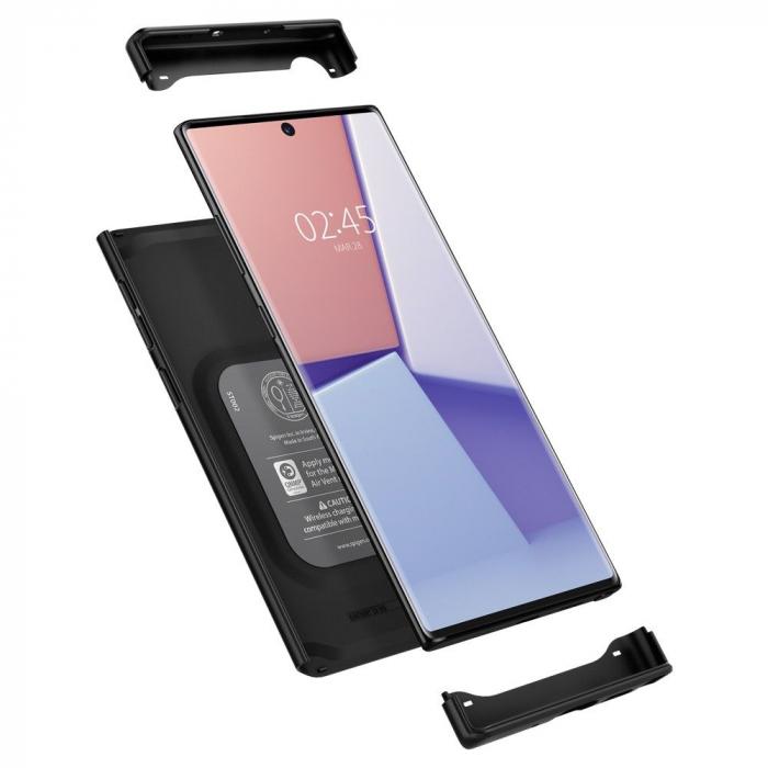 Husa Spigen Thin Fit Classic Samsung Galaxy Note 10 Plus [1]