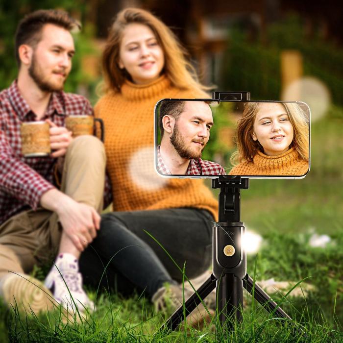 Selfie stick cu trepied K07 [3]