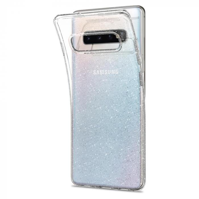 Husa Spigen Liquid Crystal Samsung Galaxy S10 Plus [5]