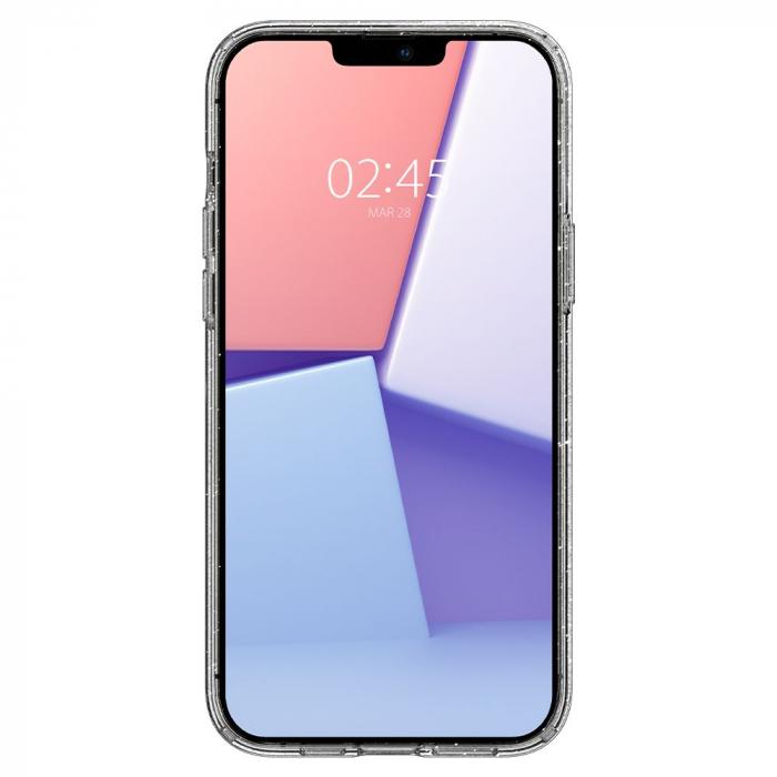 Husa Spigen Liquid Crystal IPhone 13 Pro Glitter [1]