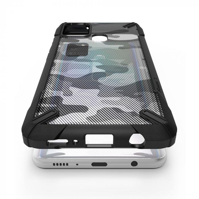 Husa Ringke Fusion X Samsung Galaxy A21s camo [3]