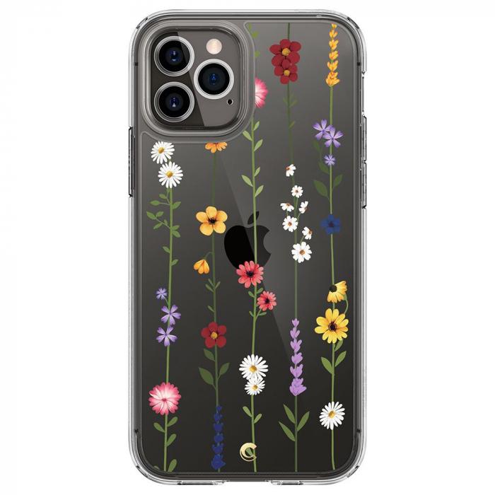 Husa Spigen Ciel IPhone 12/12 Pro Flower Garden [0]