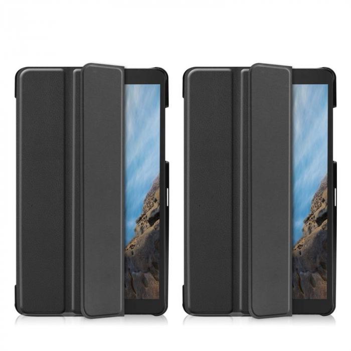 Husa Tech-Protect Smartcase Samsung Galaxy Tab A 8.0 inch T290/T295 Black 3
