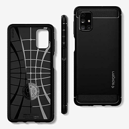 Husa Spigen Rugged Armor Samsung Galaxy M51 [3]