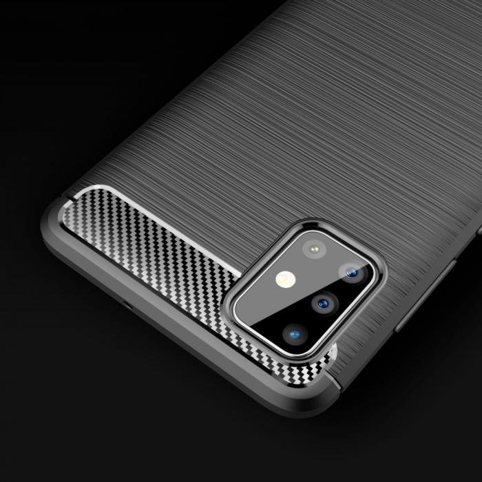 Husa Tech-Protect Carbon Samsung Galaxy M31s [2]