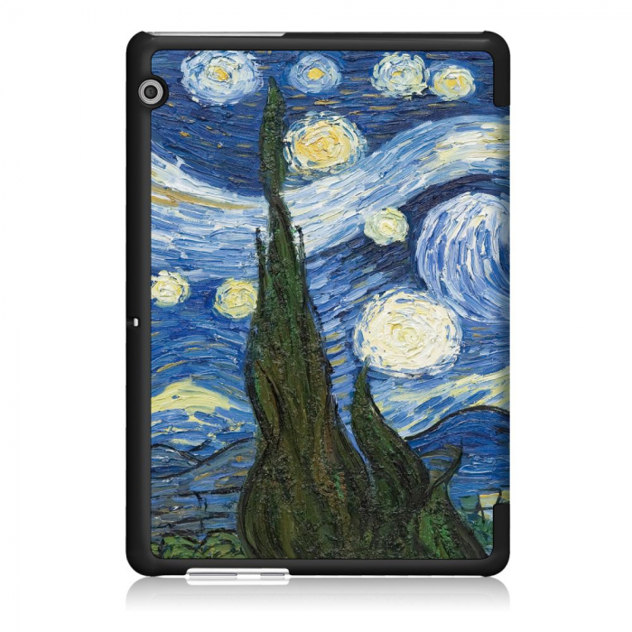 Husa tableta Huawei MediaPad T3 10.0 Starry Night 2