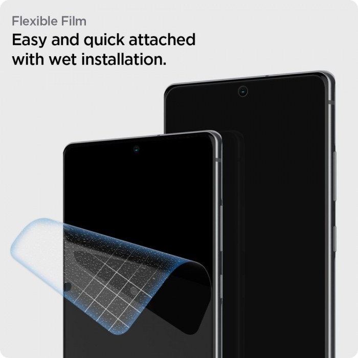 Folie Spigen Neo Flex HD Samsung Galaxy Note20 2 bucxset [4]