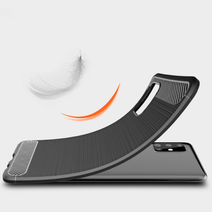 Husa Tech-Protect Carbon Samsung Galaxy M31s [3]