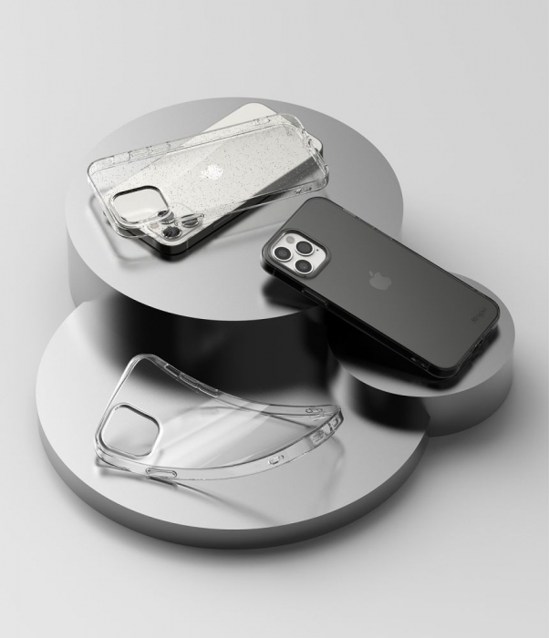 Husa Ringke Air IPhone 12/12 Pro glitter 3