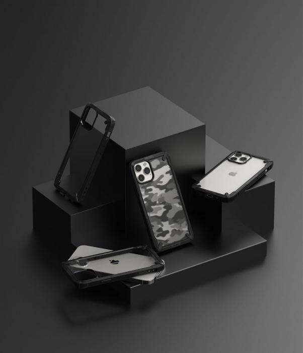 Husa Ringke Fusion X IPhone 12/12 Pro camo [3]