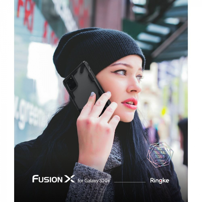 Husa Ringke Fusion X Samsung Galaxy S20 Plus 2