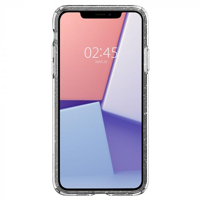 Husa Spigen Liquid Crystal Glitter IPhone 11 Pro [2]