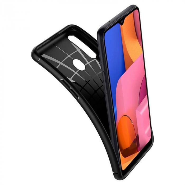 Husa Spigen Rugged Armor Samsung Galaxy A20S [4]