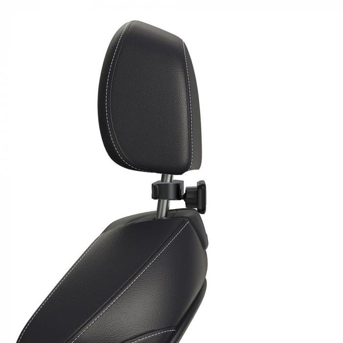 Suport auto Baseus tableta/telefon SULR-A01 montare tetiera 7-12.3 inch [3]