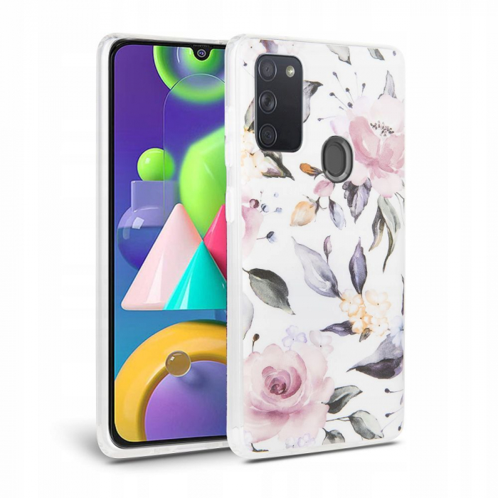 Carcasa TECH-PROTECT FLOWER Samsung Galaxy A21s 0
