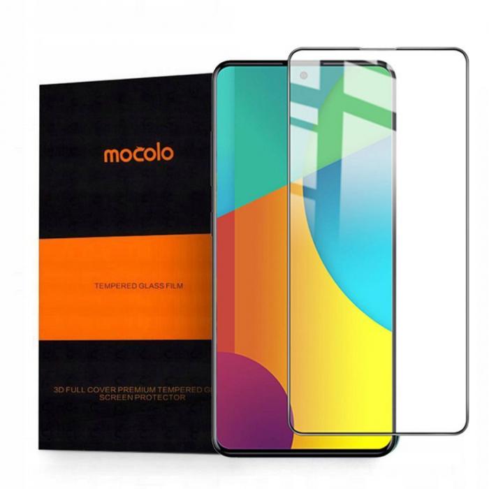 Folie Mocolo TG+full glue Samsung Galaxy M31s 0