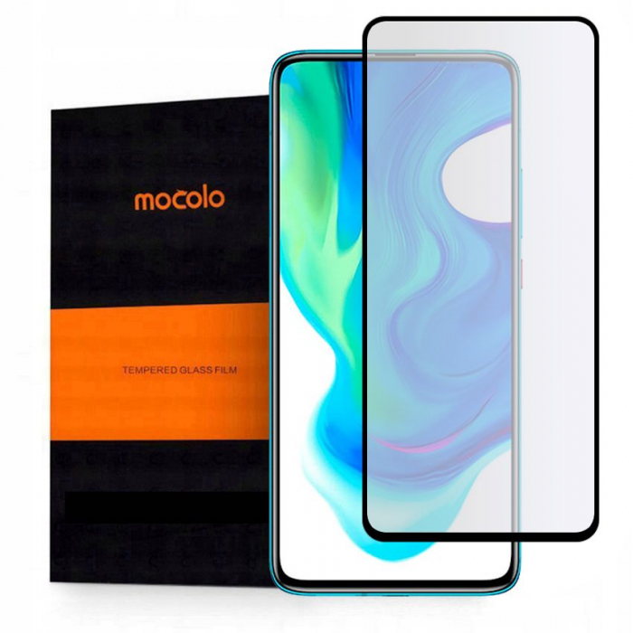 Folie Mocolo TG+ full glue Xiaomi Poco F2 Pro 0