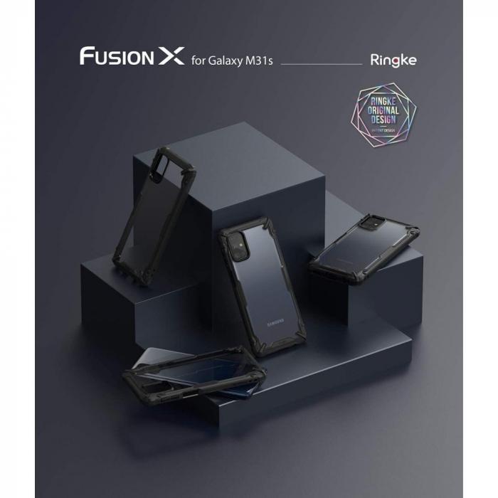 Husa Ringke Fusion X Samsung Galaxy M31s [4]