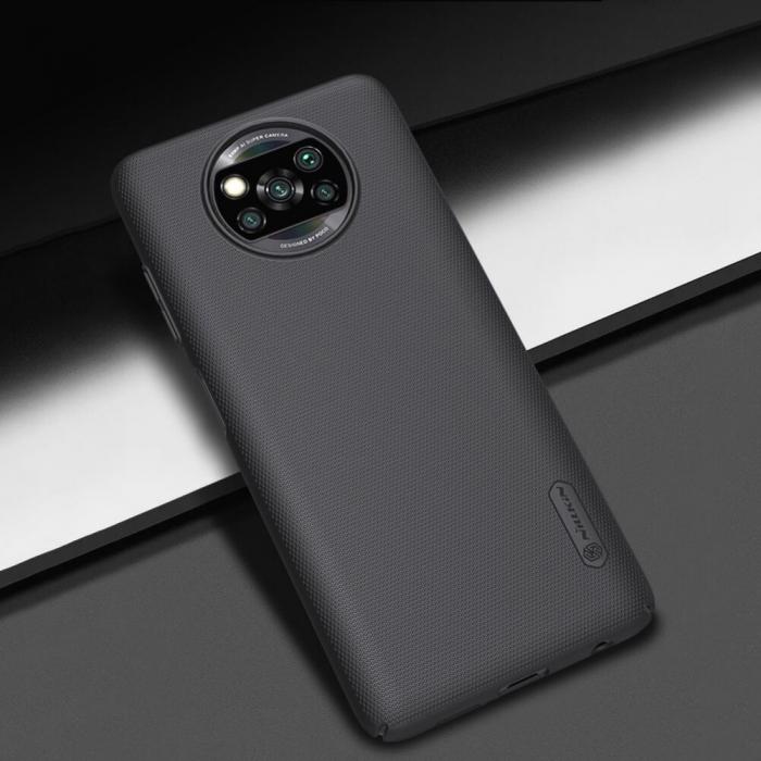Husa Nillkin Frosted Xiaomi Poco X3 NFC [4]